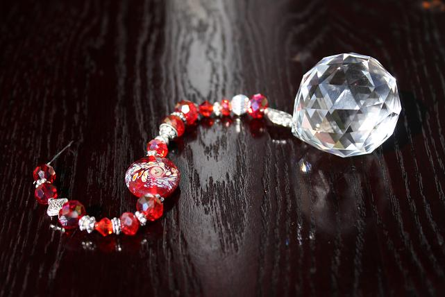 Jeweled Swarovski Success Crystal